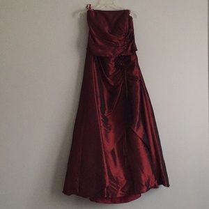Ball gown - 2 pieces - Size 8